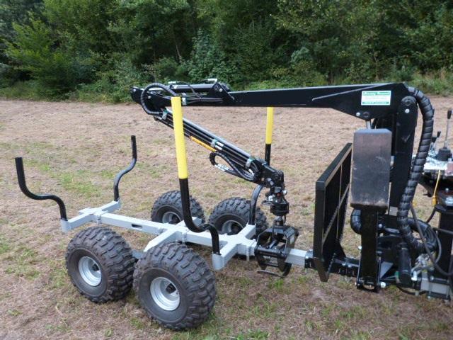 materiel forestier pour quad